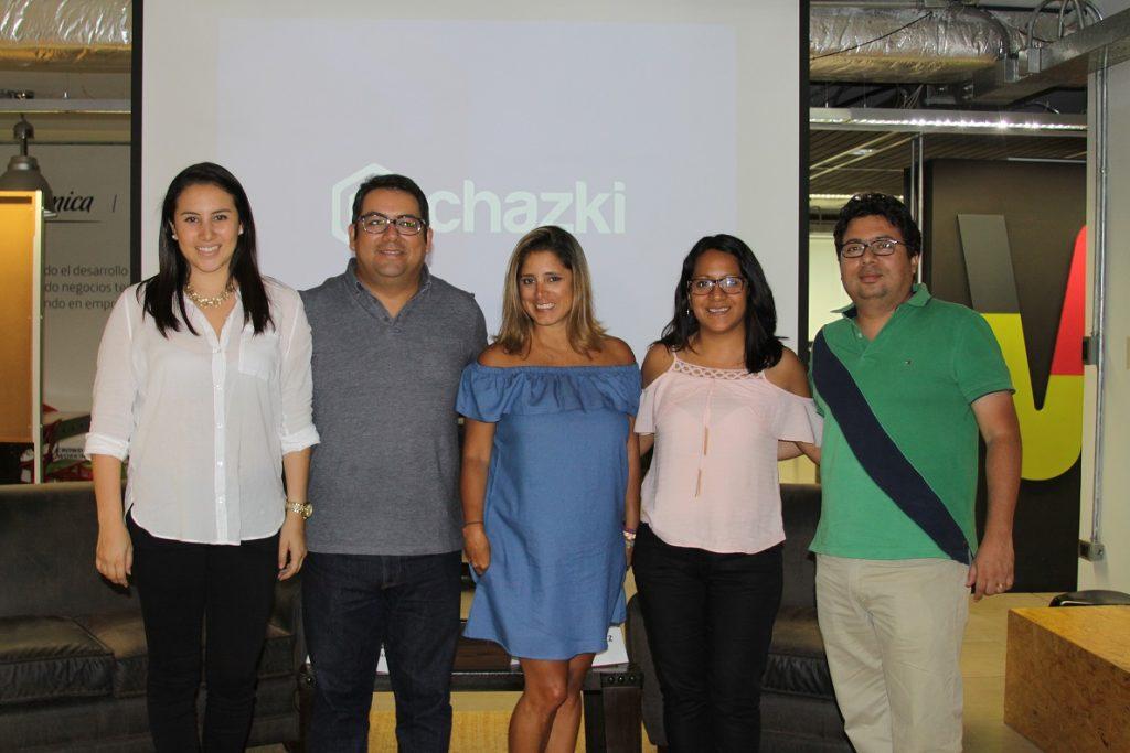 Chazki lanza aplicativo para envíos inmediatos y anuncia su ingreso a Argentina