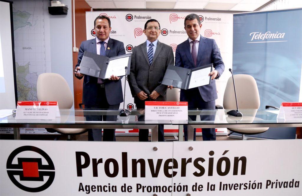 Ejecutarán proyectos educativos en Cusco a través de Obras por Impuestos por más de S/ 57 millones