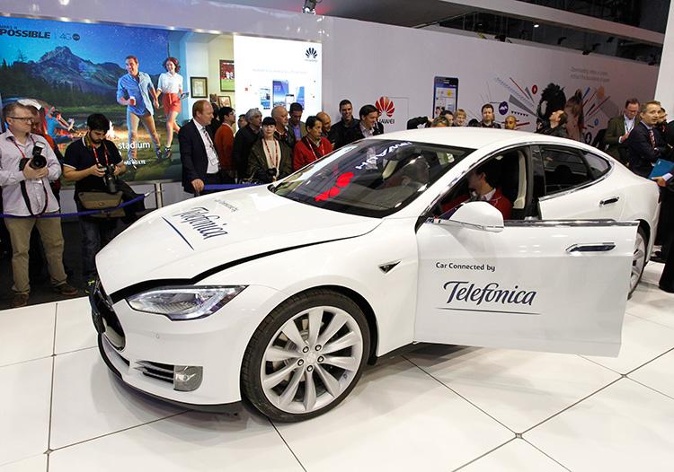 Telefónica desarrolla plataforma para mejorar hábitos de conducción de flota vehicular