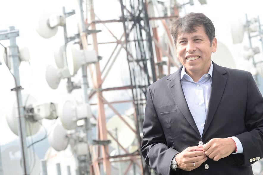 Movistar reafirma inversión por cerca de s/ 1,400 millones en el despliegue de sus redes fijas y móviles en el Perú