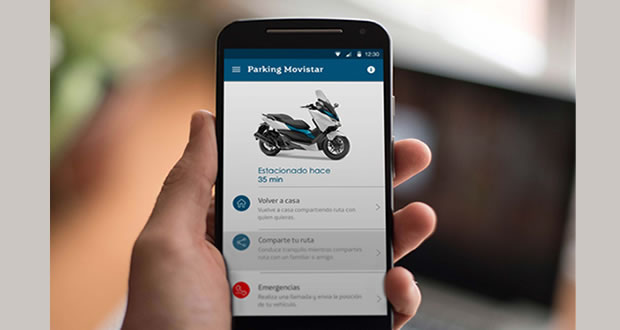 Parking Movistar incrementará en 10% participación en mercado de soluciones para concesionarias