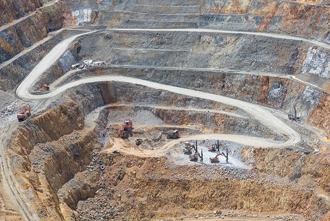 'RED LTE' contribuye a optimizar los procesos y la operatividad de las empresas del sector minero